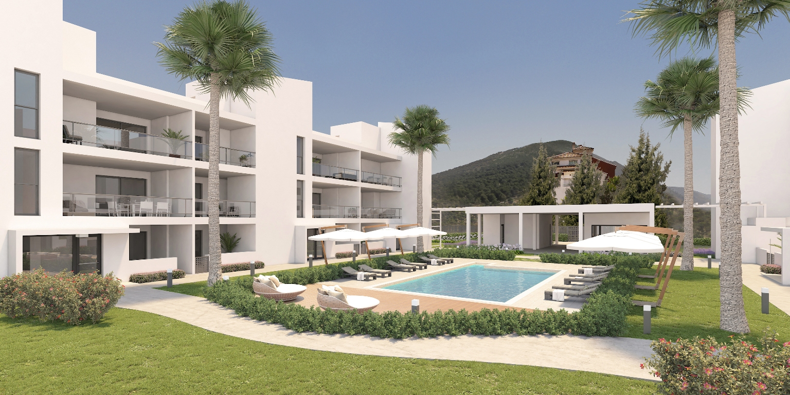 Alhaurin Vista Gol - Appartements neufs - Costa del Sol - Impression