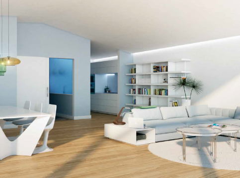 Higueron West Fuengirola Living room example1